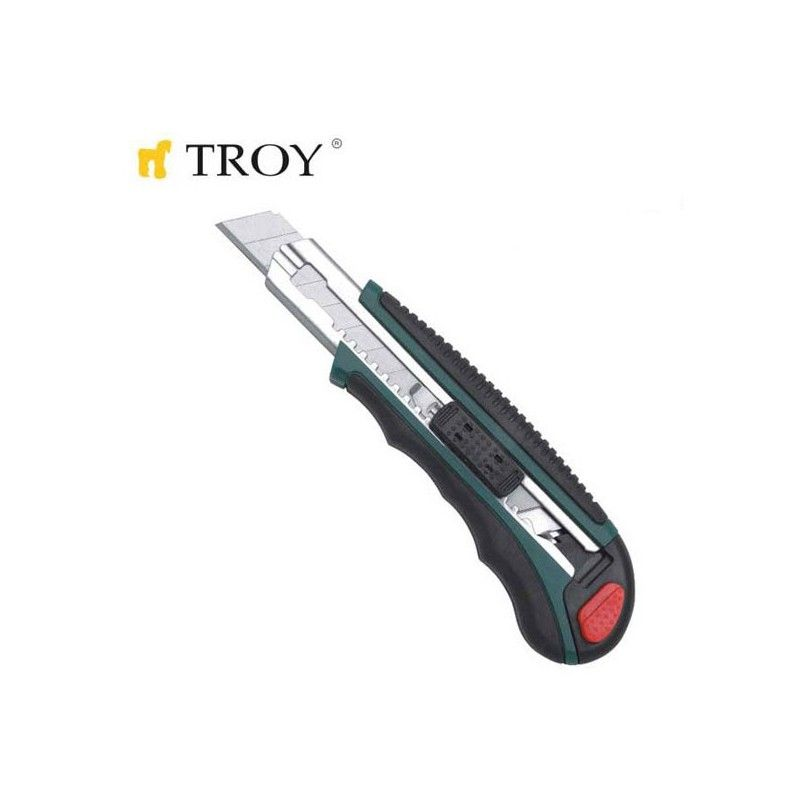 Professional Box Cutter (100x18mm)  / Troy 21600 /