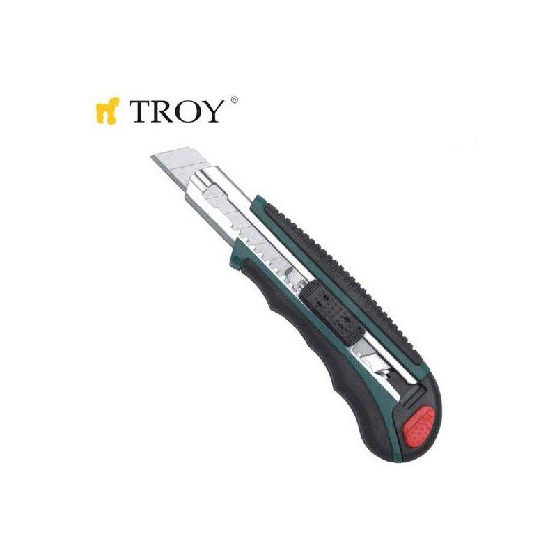 TROY 21600 Profesyonel Maket Bıçağı 100x18mm