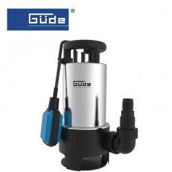 Потопяемата помпа за изпомпване на замърсена вода GS 7502 PI