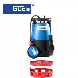 Комбинирана Потопяемата помпа GS 751 3в1 / GUDE 94643 /