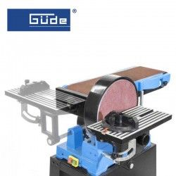 Band and Plate Grinder GBTS 1100 / GÜDE / 3