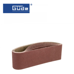 Sanding Band K60 SB 150x1220 / GUDE 38360 / 5pcs. 1