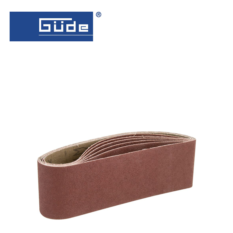 Шлайфащи ленти K60 SB 150x1220 / GUDE 38360 / 5бр