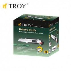 Professional Utility Knife 100x22mm / Troy 21601 / 1