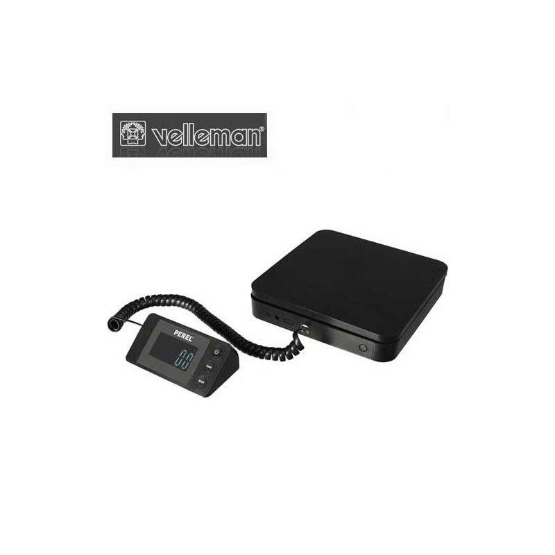 Дигитална везна с портативен дисплей, до 40 кг. / Velleman VTBAL500 /
