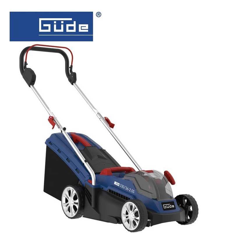 Акумулаторна косачка GÜDE 58587