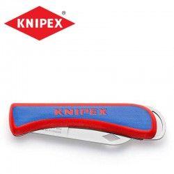 Сгъваем нож / KNIPEX 162050 SB /