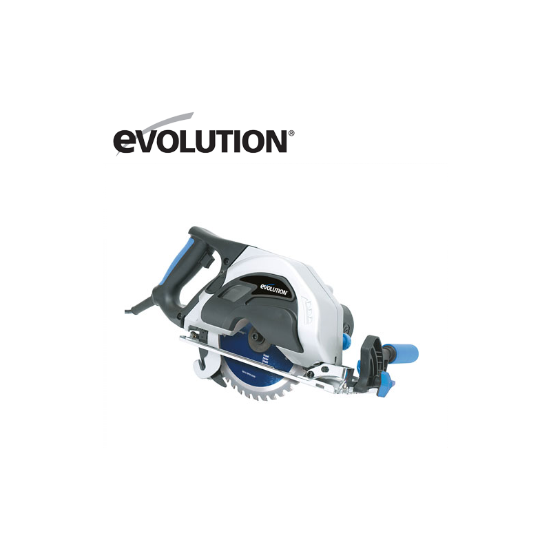 Ръчен циркуляр за рязане на стомана EVOSAW 180HD