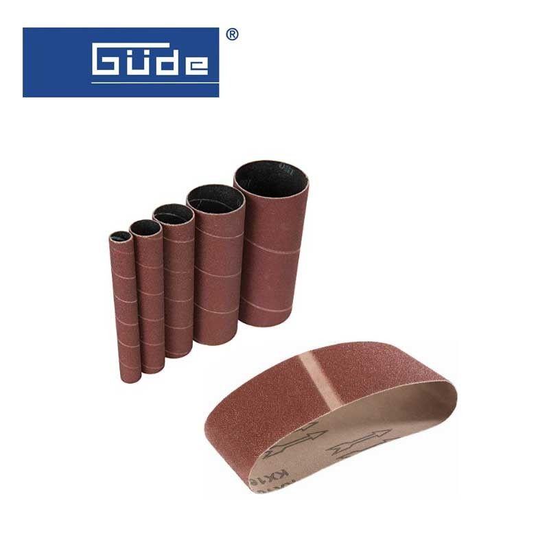 Комплект шкурки 6 броя GUDE 38365