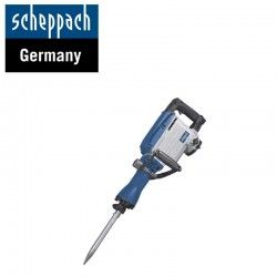 Demolition Hammer AB1600 / scheppach 5908201901 / 230V 50Hz 1600W - 50J