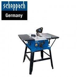Table saw HS110 / Scheppach 5901312901 / 2000 W, 2504 mm