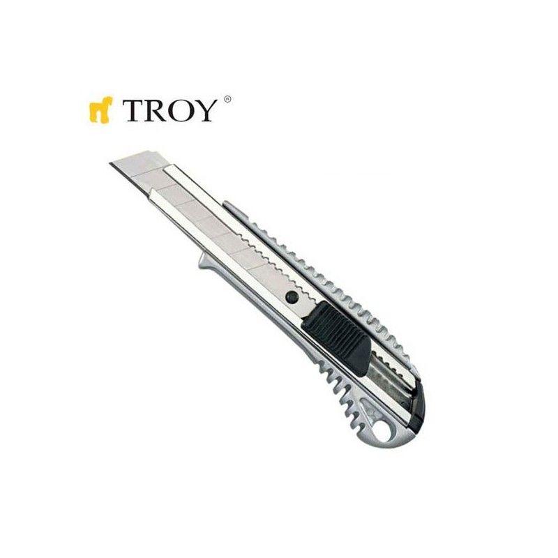 TROY 21603 Profesyonel Maket Bıçağı 100x18mm
