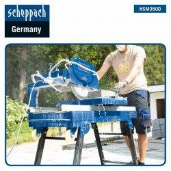 Машина за рязане на камък и плочки HSM3500 / Scheppach 5906708901 / 3