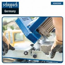 Машина за рязане на камък и плочки HSM3500 2000W / Scheppach 5906708901 / 5