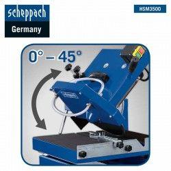 Машина за рязане на камък и плочки HSM3500 2000W / Scheppach 5906708901 / 6