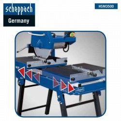 Машина за рязане на камък и плочки HSM3500 2000W / Scheppach / 7