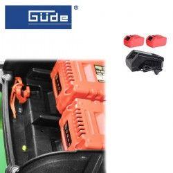Скарификатор акумулаторен 400 / 40-5.0S / GUDE /