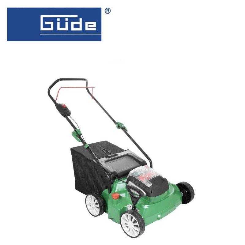 Скарификатор акумулаторен 400 / 40-5.0S / GUDE 95881 /
