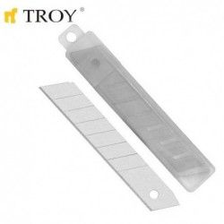 Boxcutter Spare Blades 80x9mm  / Troy 21610 / 1