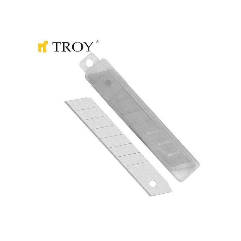 Boxcutter Spare Blades 80x9mm TROY - 1