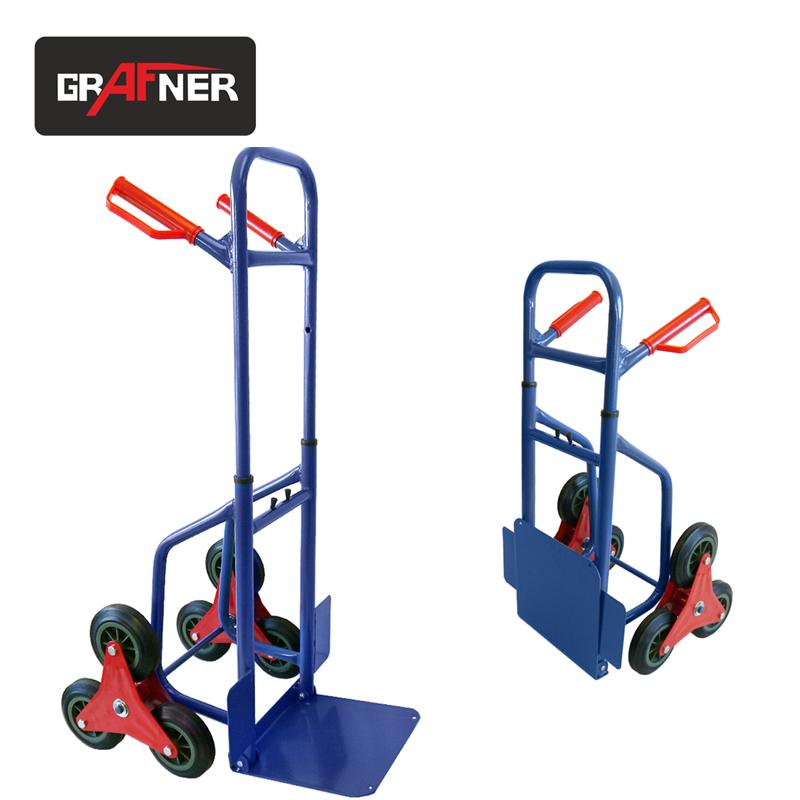 Ръчна Транспортна количка, макс. 200 кг / GRAFNER 16067 /