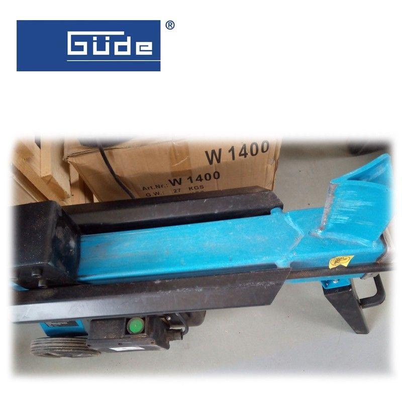 Машина за цепене на дърва W 370/4T / GÜDE 94698 /