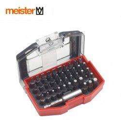 Bit Set 44 Pcs / Meister  3384400  /