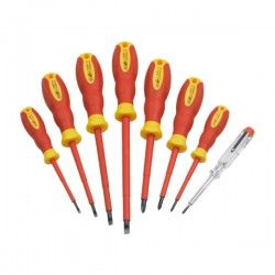 VDE Screwdriver set 8 pcs