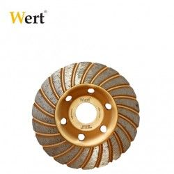 """TURBO"" Diamond grinding wheel 125 mm"