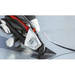 Right Hand Shape and Straight Cutting Snips D39ASS 4