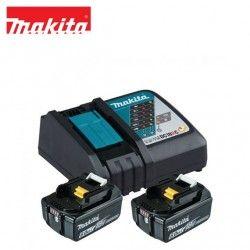 Акумулаторна батерия 6.0 Ah Li-Ion в комплект със зарядно устройство 18.0 V