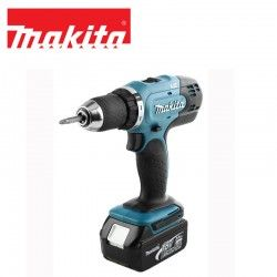 Drill Driver 18V 3.0 Ah Li-ion and Charger / MAKITA DDF453RFX7 /