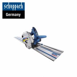 Plunge circular saw PL55 / Scheppach 5901802915 / 1200 W, 160 mm