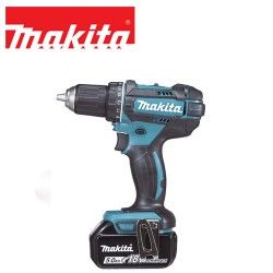 Cordless screwdriver 18V, 62 / 36 Nm / MAKITA DDF482RFE3 /