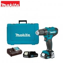 Cordless Driver Kit 12V /MAKITA DF333DWYE /