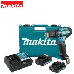 Cordless Driver Driver 12V /MAKITA DF333DWAE / 30 / 14 Nm