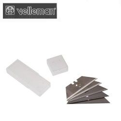 Spare Blades for Utility Knife Toolland MES08, 5 pcs