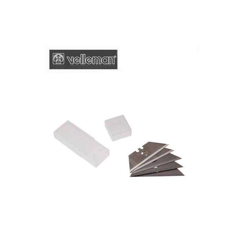 Резервни остриета за макетен нож Toolland MES08