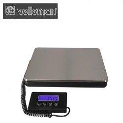 Везна с дигитален дисплей, до 100 кг. / Velleman VTBAL501 /