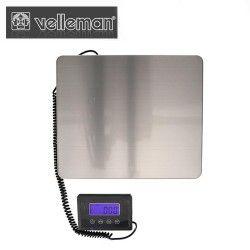 Везна с дигитален дисплей, 100 кг. / Velleman VTBAL501 / 2
