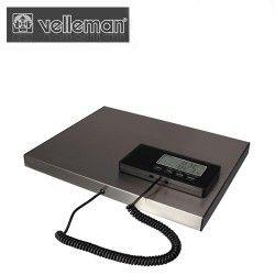 Везна с дгитален дисплей, до 150 кг. / Velleman VTBAL502 /