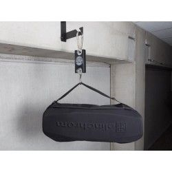 Дигитална везна с кука 200кг / 200г 36 x 14 мм / Velleman VTBAL600 / 3