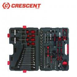 Metric Mechanics Tool Set 110 Piece / Crescent CTK110NEU2 /