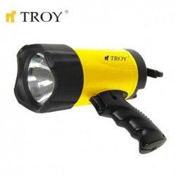 Ръчен фенер с динамо / TROY 28048 /