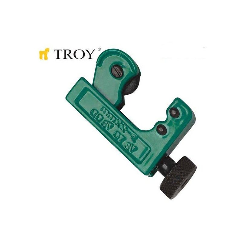 Metal Tube Cutter Ø3-22mm / Troy 27022 /