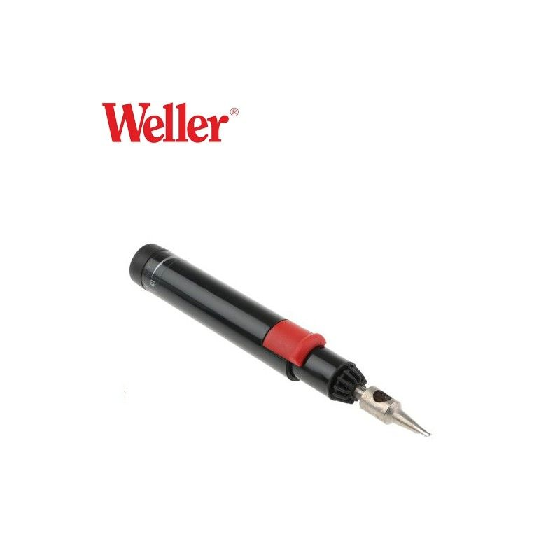 Professional Self-igniting Cordless Butane Solder Iron / Weller P-1K / WELLER - 5