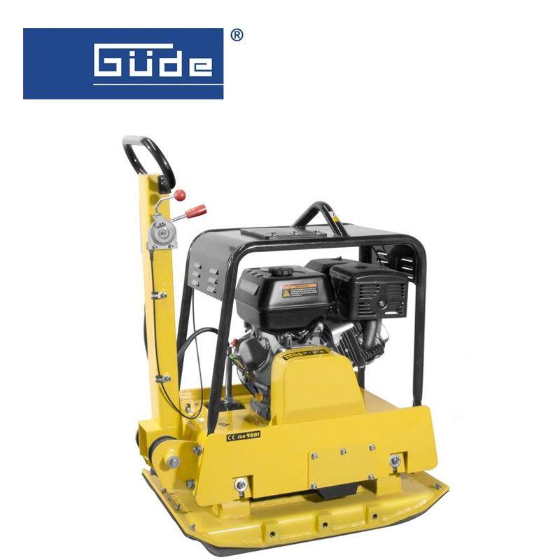 Моторна виброплоча GRP 260 / GÜDE 55558 /