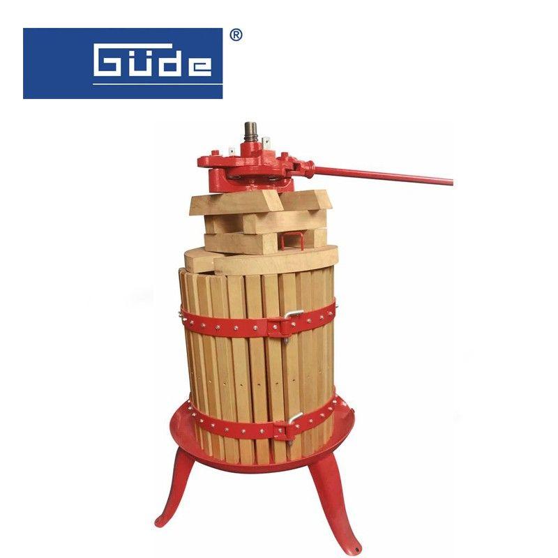 Преса за плодове OP 68 / GÜDE 30022 /