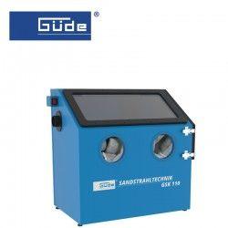 Пясъкоструйна камера 110л / GUDE 40020 /