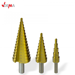 HSS-G Step Drill 3 pcs. Set 4 - 32 mm
